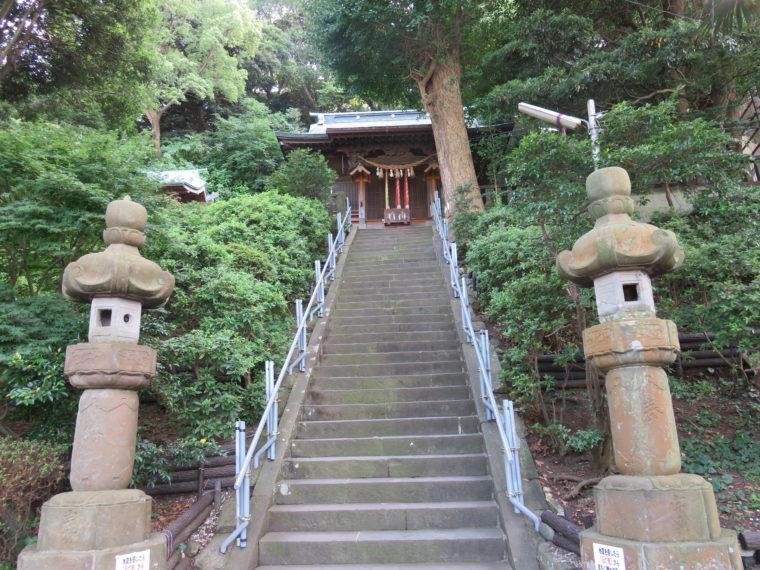 走水神社 神奈川県横須賀市
