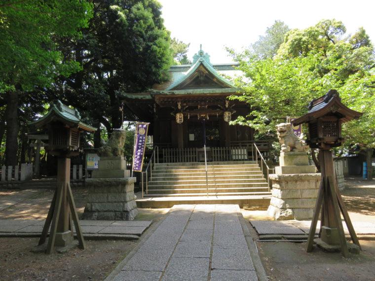 東京都品川区 小山八幡神社