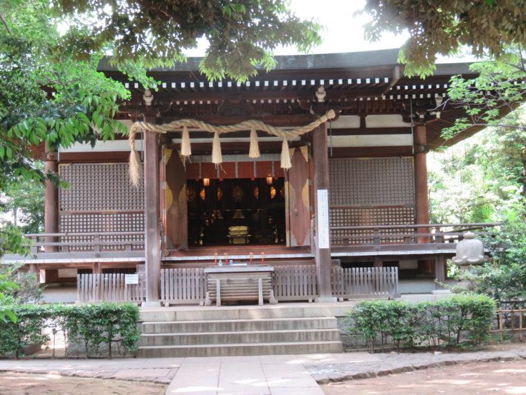 東京都世田谷区 奥澤神社