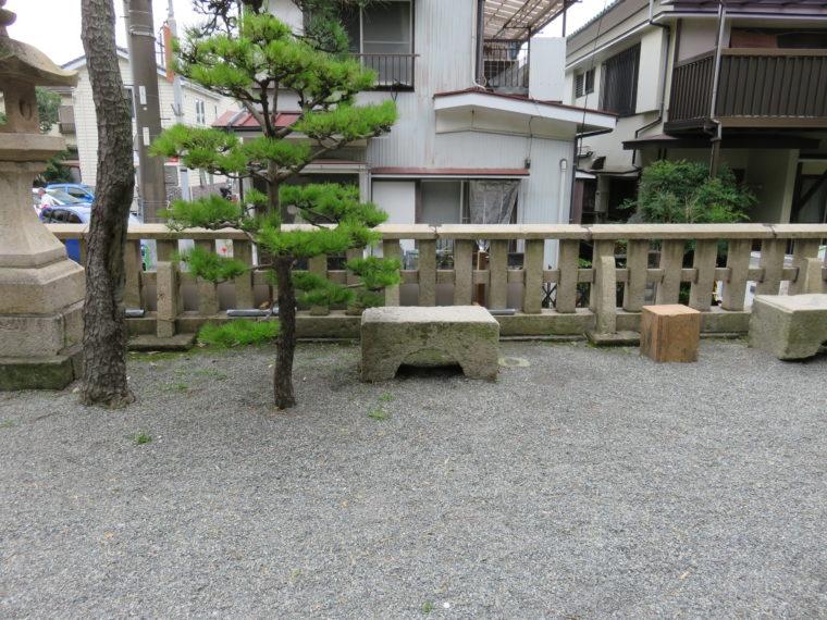 神奈川県横須賀市 西岸叶神社