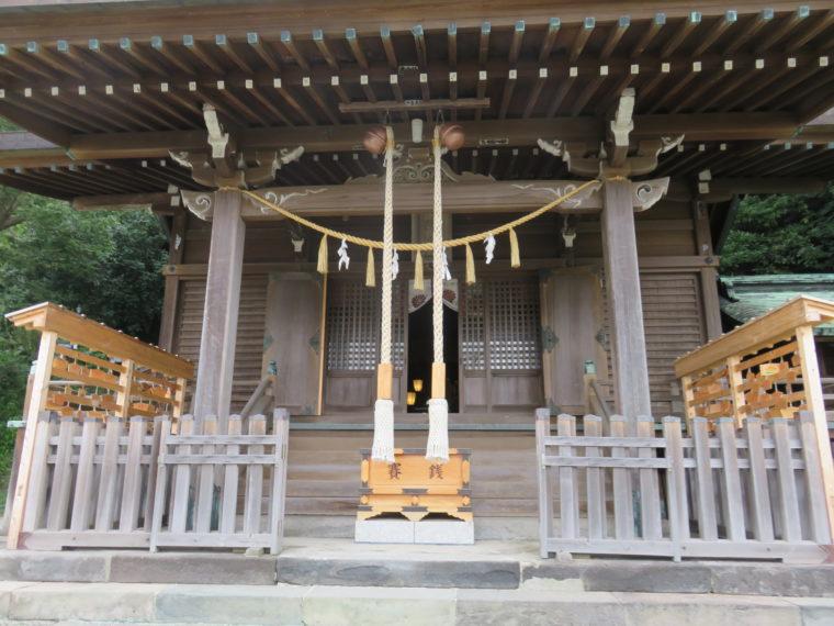 神奈川県横須賀市 東岸叶神社