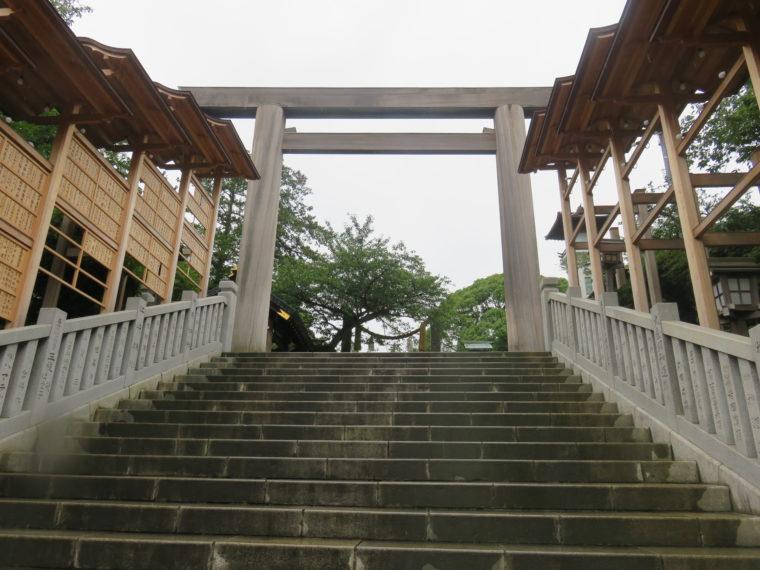神奈川県横浜市 伊勢山皇大神宮