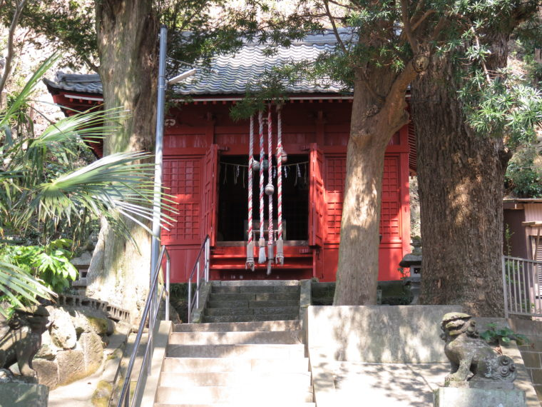 神奈川県三浦市 白髭神社
