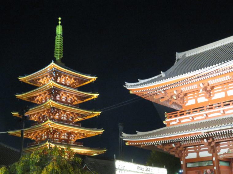 東京都台東区 浅草寺