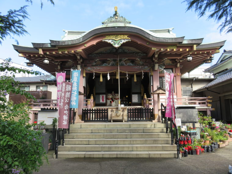東京都台東区 今戸神社