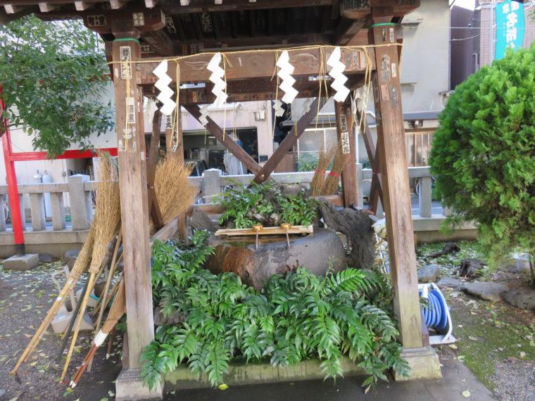 東京都台東区 矢先神社