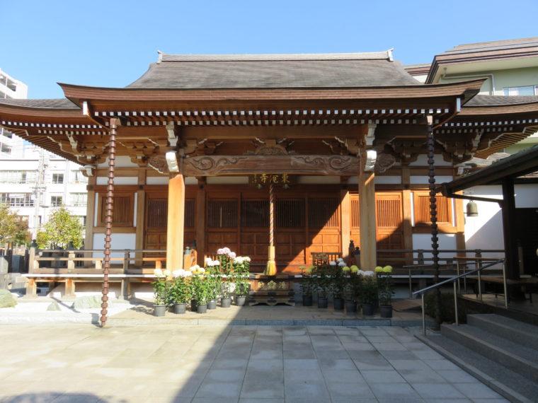 東京都江東区 東覚寺