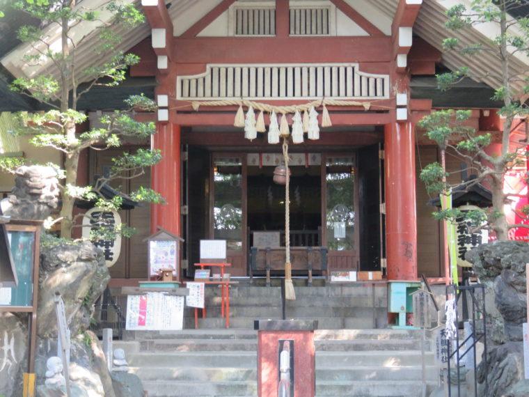 東京都江東区 天祖神社