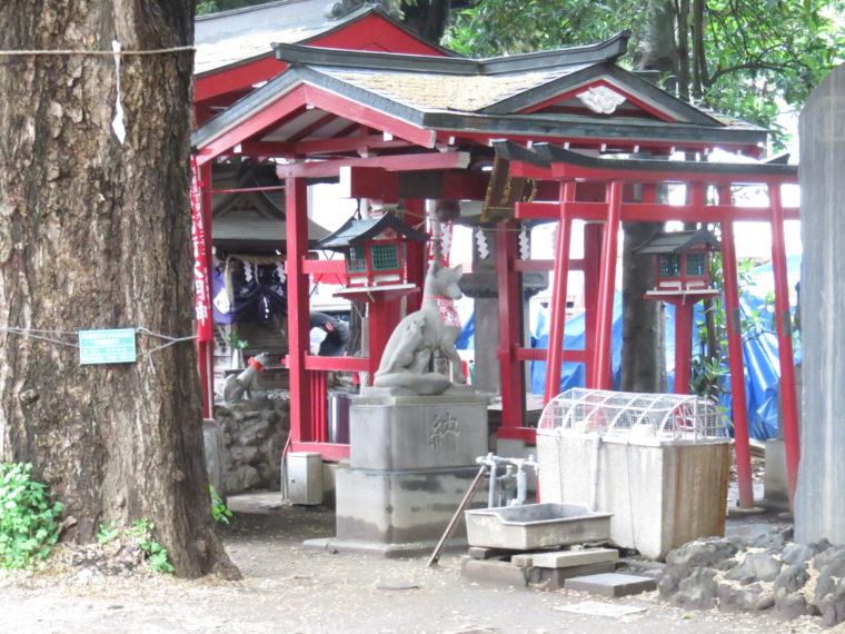 東京都新宿区 花園神社