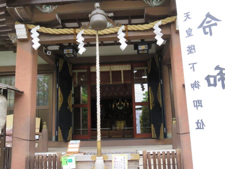 東京都墨田区 東向島白鬚神社