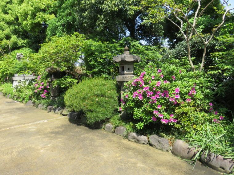 東京都荒川区 石浜神社